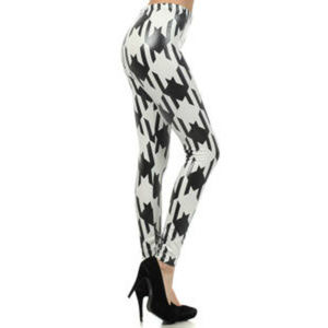 Fashion 123 Bottoms Pair Printed Leggings